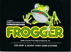 EPISODE 31: FROGGER