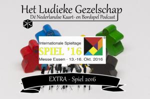 HLG-EXTRA 3: Spiel 2016 Deel 1