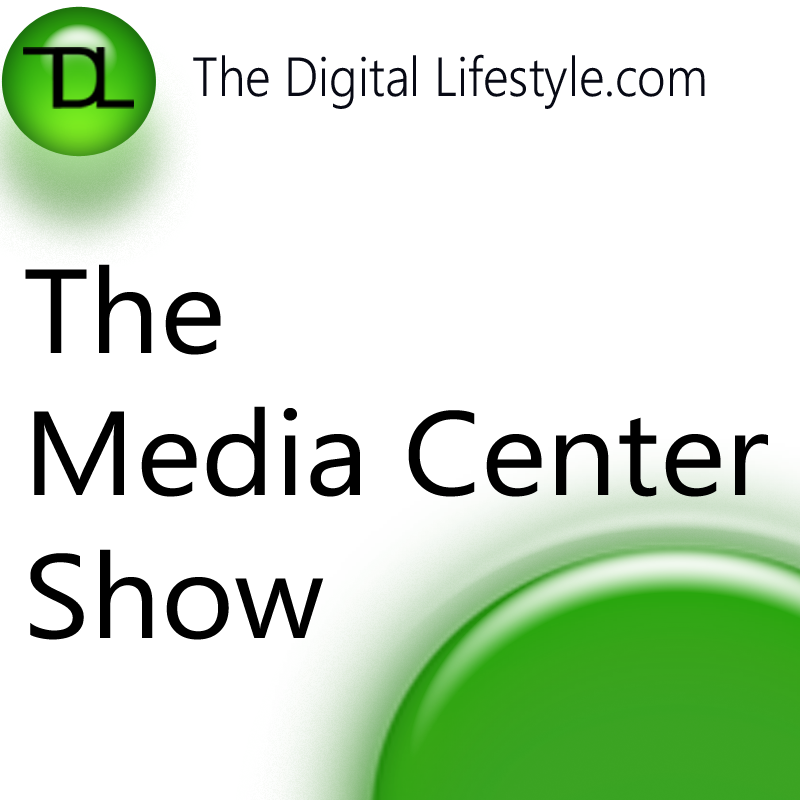The Media Center Show #265–Not the iPad show?