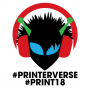 Artwork for #PRINT18 Preview: #PrintCanon with Tonya Powers, Canon Solutions America Booth 2400