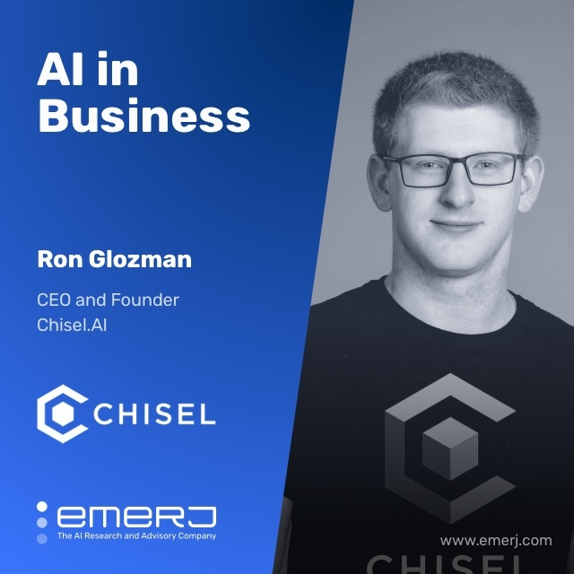 AI in Insurance, Use-Cases for Brokers and Carriers - with Ron Glozman of Chisel AI