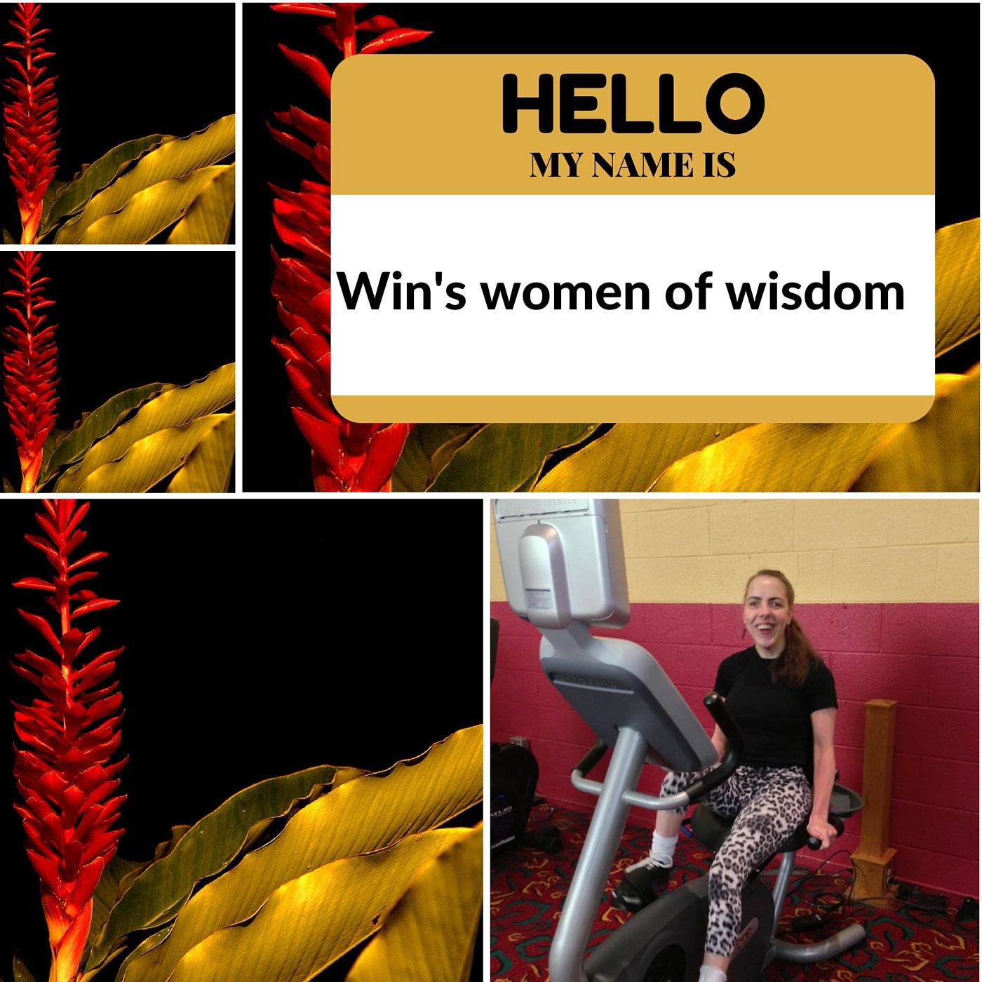 Artwork for Dr. Jenev Caddell on Win's Women of Wisdom