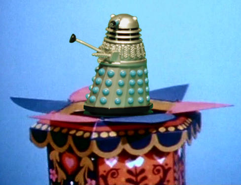 Dalek Empire 7 - Mr Dalek Invades Trumptonshire