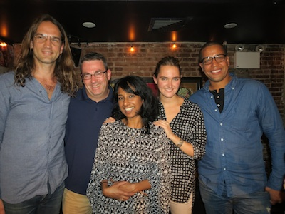 Ep. 26: Amy Ryan, Jena Friedman, Roger Clark and Matt Whyte - September 23, 2014