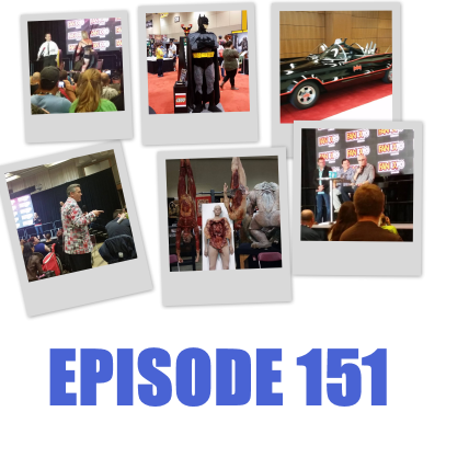 Episode 151 - FanExpo 2014 Part 1