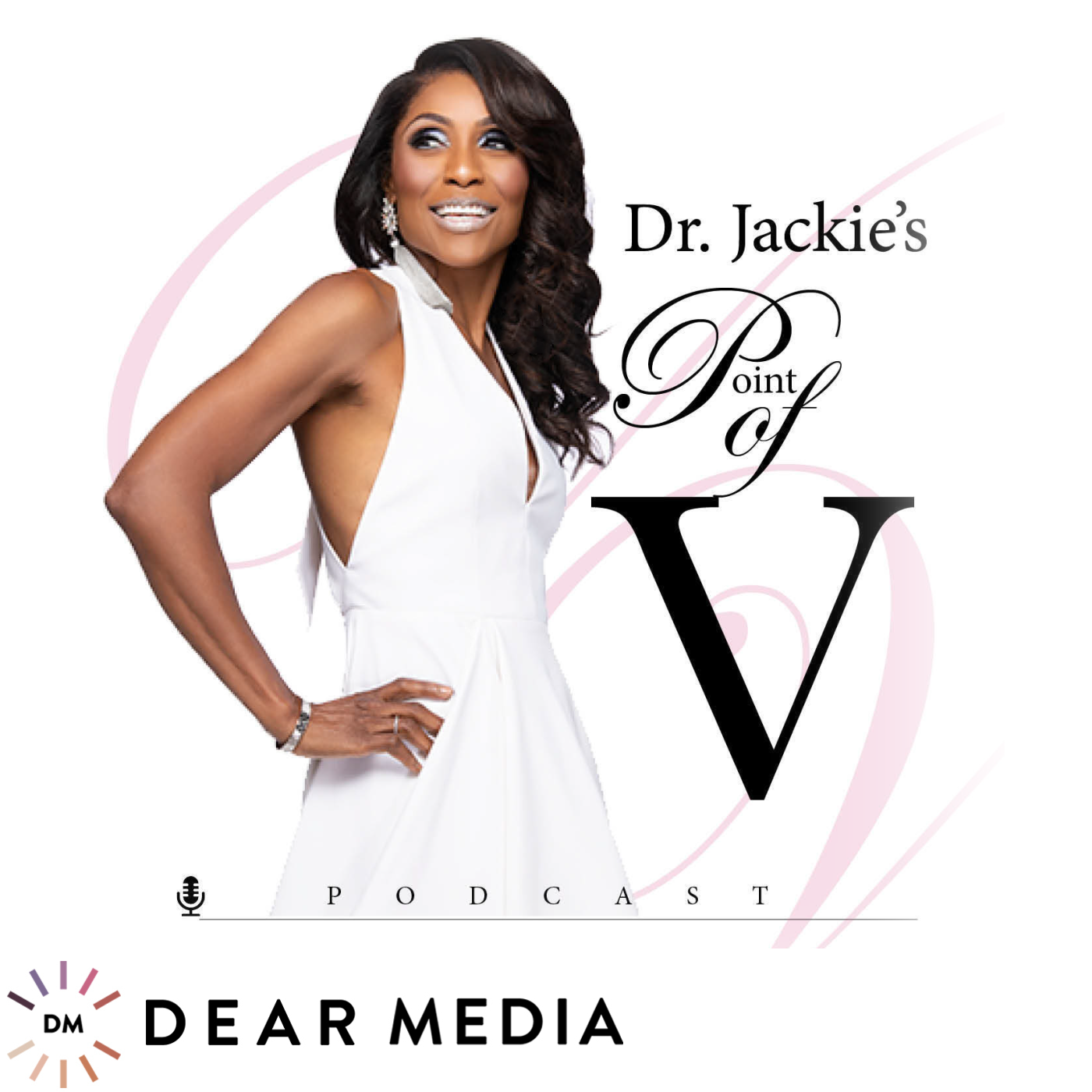 Dr. Jackie's Point of V show art