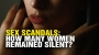 Artwork for SEX SCANDALS: What about all the women who remained SILENT?