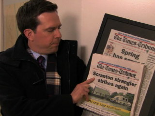 Who is the Scranton Strangler?