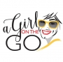 Artwork for Debbie Reber, Author - A Girl On The Go™ Podcast