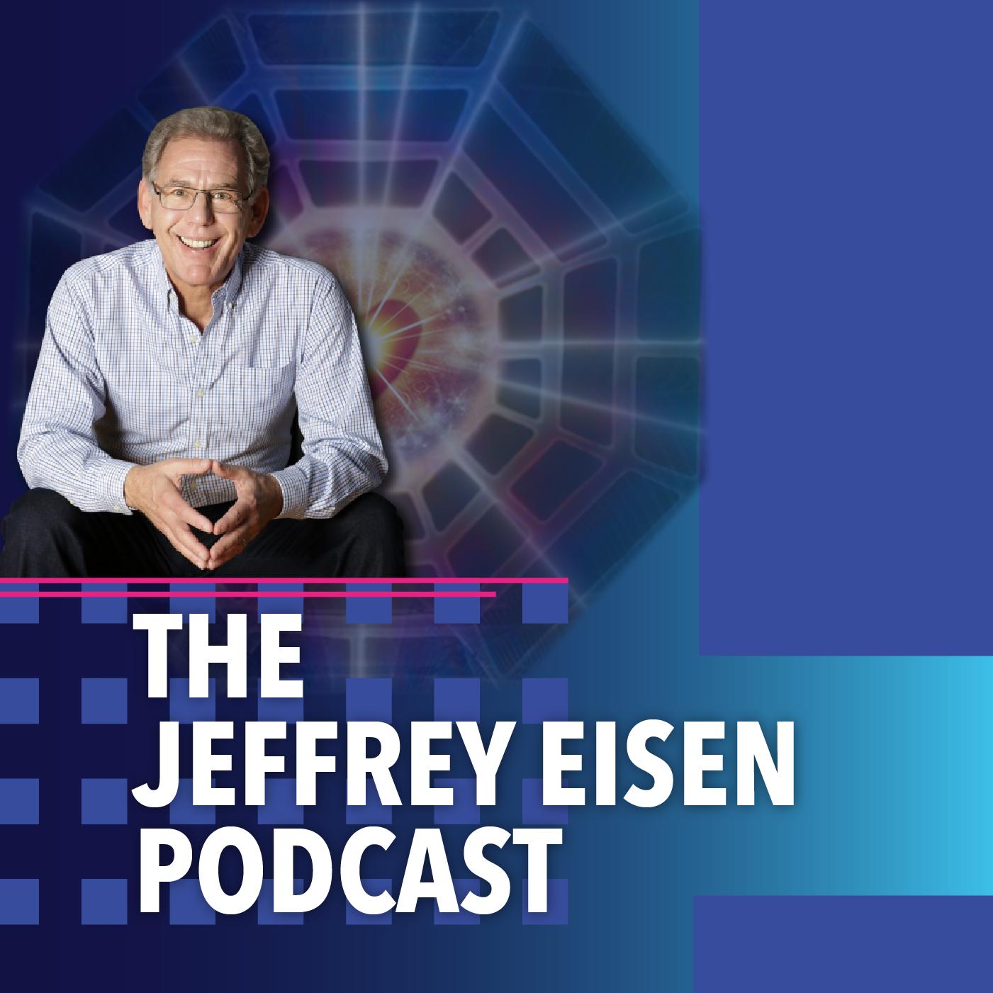 The Jeffrey Eisen Podcast show art