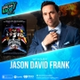Artwork for Galaxy chats with Jason David Frank of Mighty Morphin Power Rangers