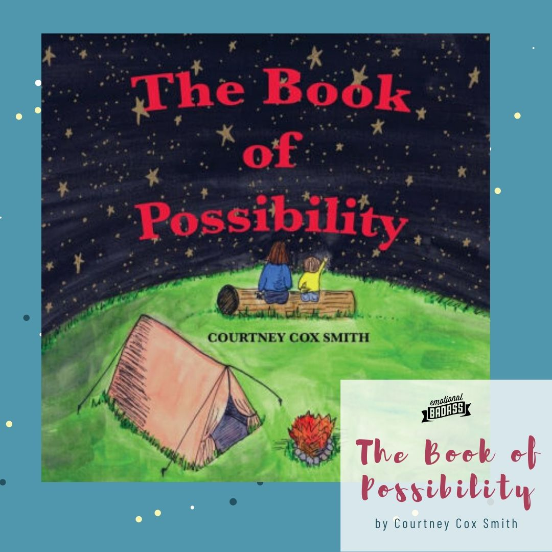 The Book Of Possibility By Courtney Cox Smith - Narrated by Nikki Eisenhauer