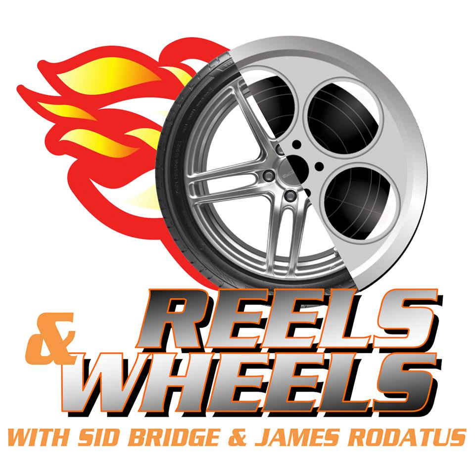Reels & Wheels show art