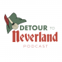 Artwork for Detour To Neverland - Episode 45  Disney Studios Tour, Disney Community, & Live-Action Remakes with Monoreel Radio