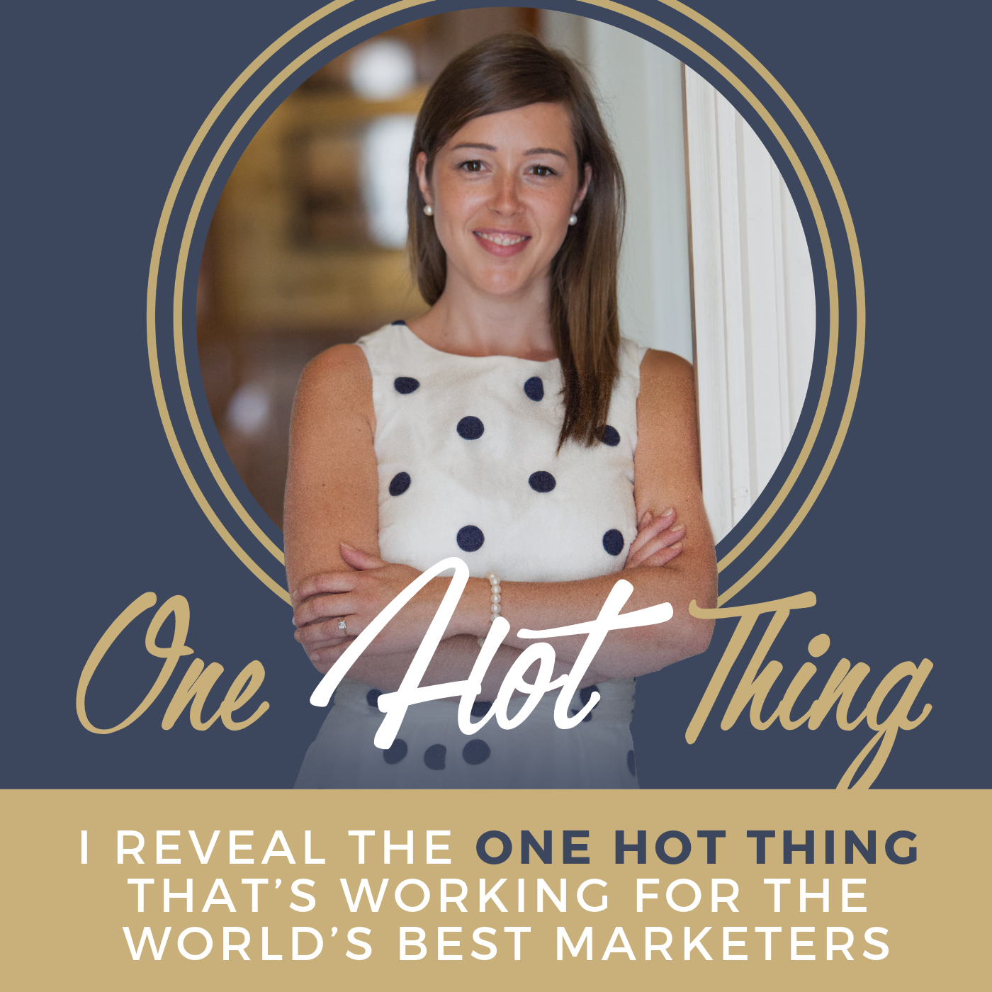 One Hot Thing show art