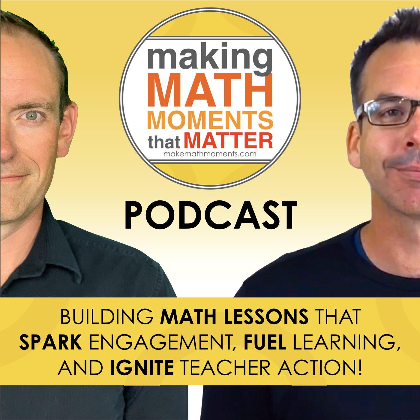 Making Math Moments That Matter show art