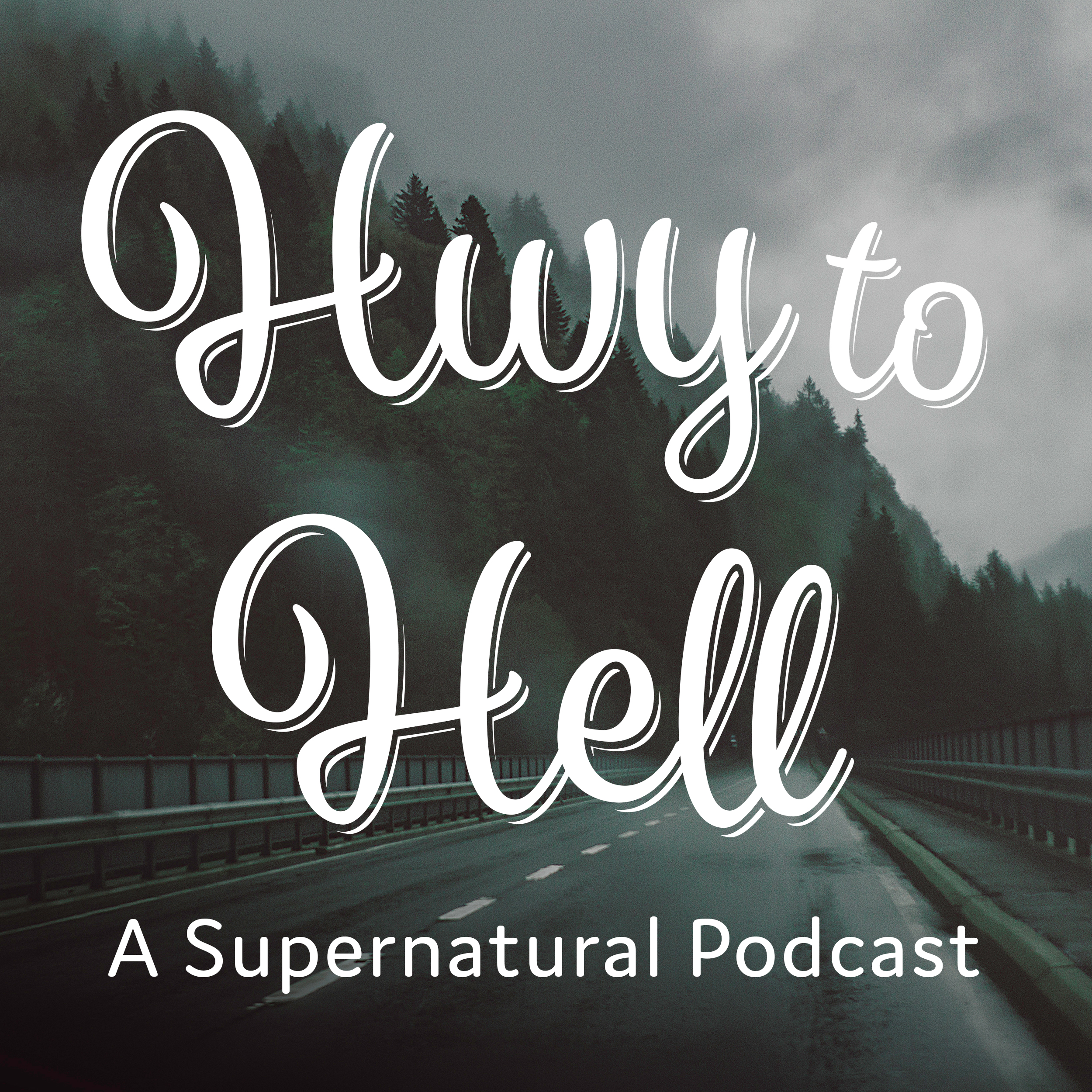 Hwy to Hell: A Supernatural Podcast show art