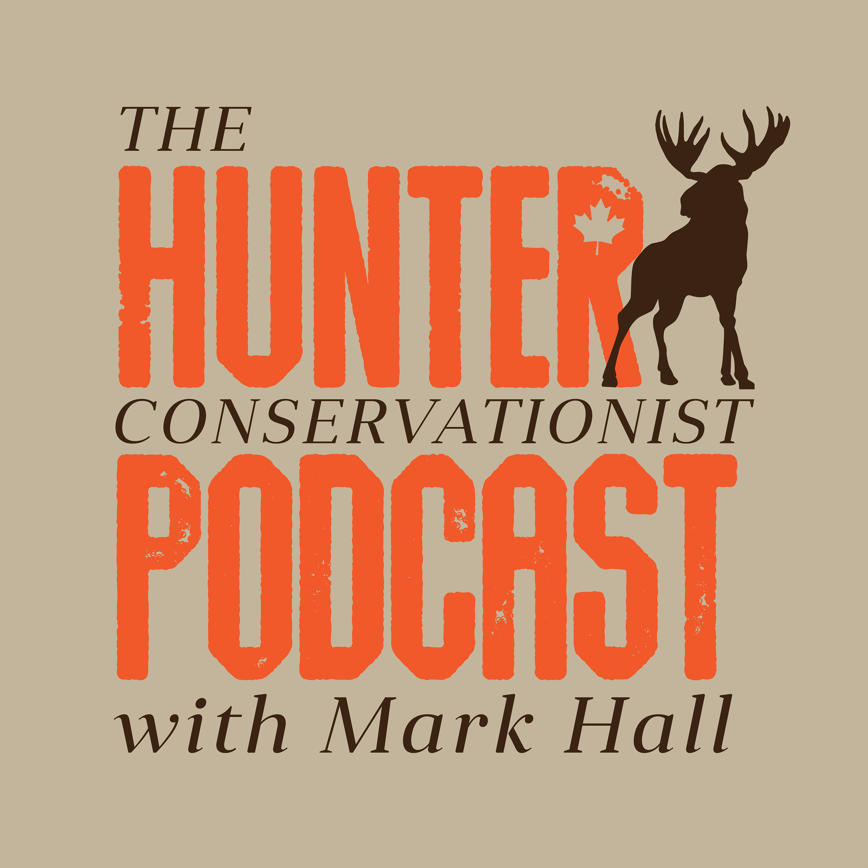 The Hunter Conservationist Podcast show art