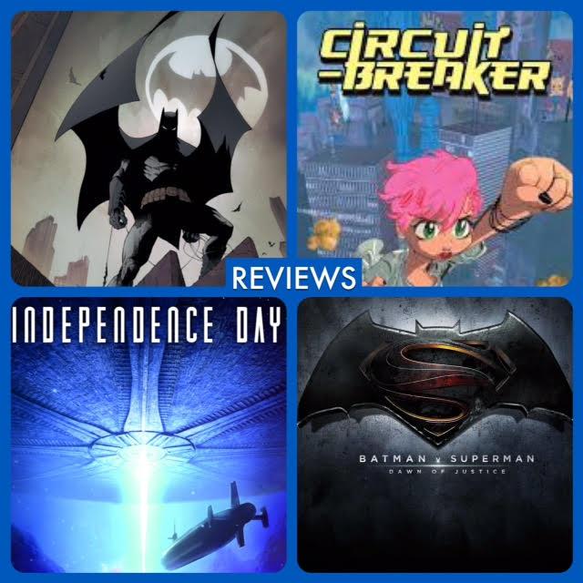 Episode 678 - CNI v Batman v Superman!