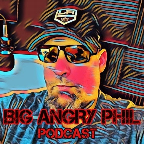 Big Angry Phil Podcast show art