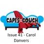 Artwork for Issue 41 - Carol Danvers
