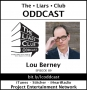 Artwork for The Liars Club Oddcast # 089 | Lou Berney, Multiple Award-Winning Author