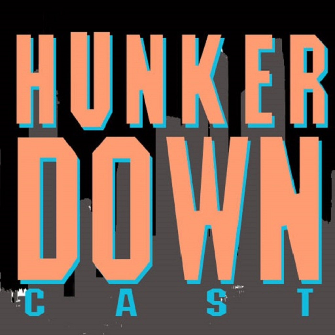 The Hunker Downcast logo