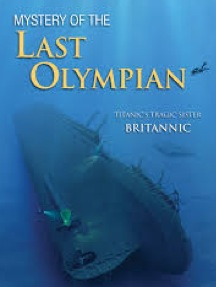 Britannic Expedition. Intvw w/ Richie Kohler