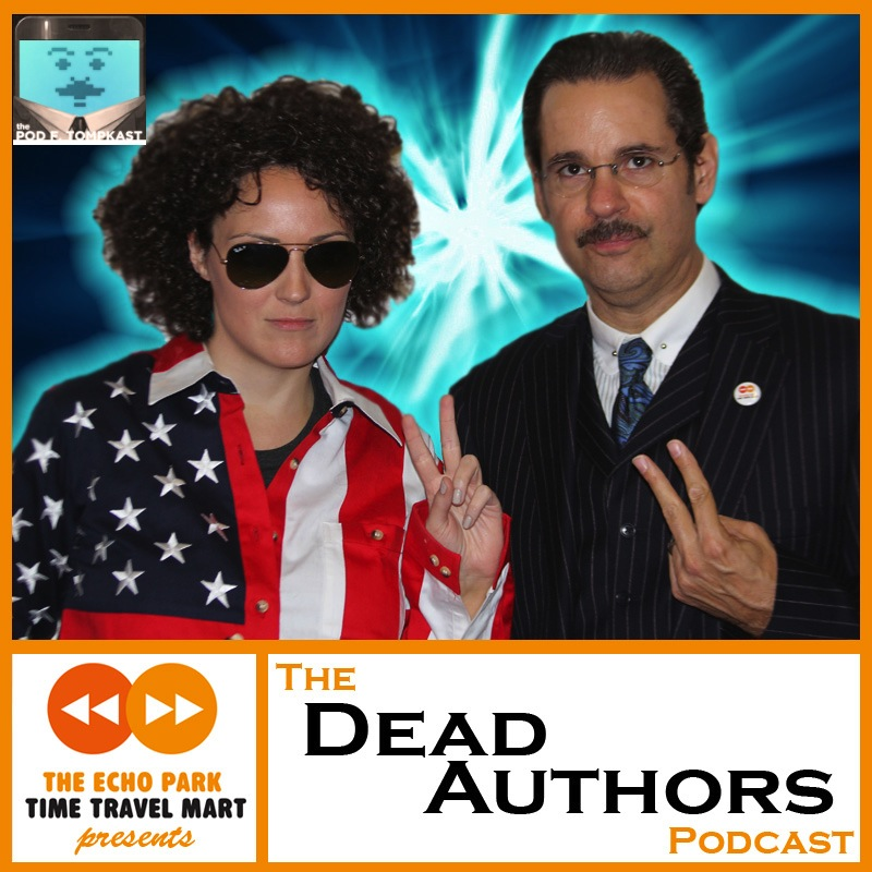 GUESTRASODE! The Dead Authors Podcast Chapter 14 featuring Jen Kirkman