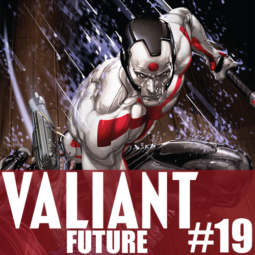 Cultural Wormhole Presents: Valiant Future Episode 19