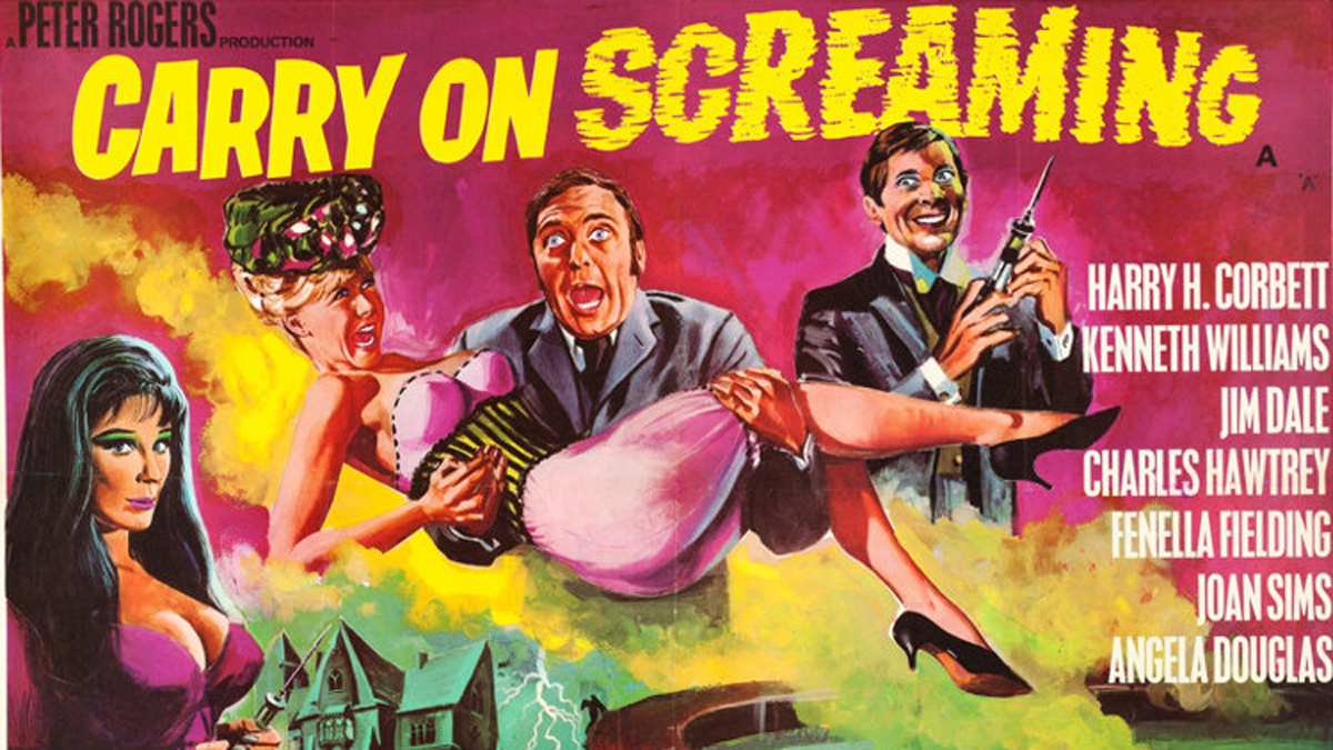 carry on screaming istya movie review
