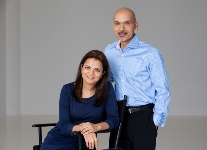 The entrepreneurial physician couple that pings together in business