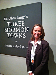 """Three Mormon Towns,"" a Photographic Exhibit by Dorothea Lange"