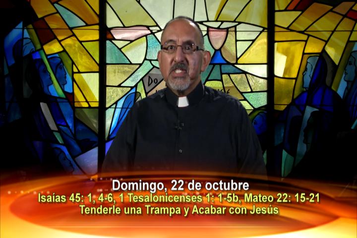 Artwork for Dios te Habla con Fr. Roberto Flores, SVD. El tema:Cantemos la grandeza del Señor.