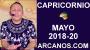 Artwork for CAPRICORNIO MAYO 2018-20-13 al 19 May 2018-Amor Solteros Parejas Dinero Trabajo-ARCANOS.COM