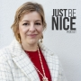 Artwork for Just Be Nice Project Podcast - Sue Karzis - CEO State Schools Relief