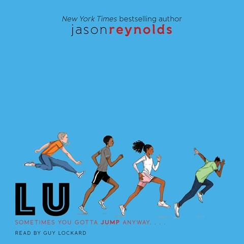Lu by Jason Reynolds