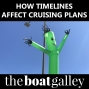 Artwork for How Timelines Affect Cruising Plans