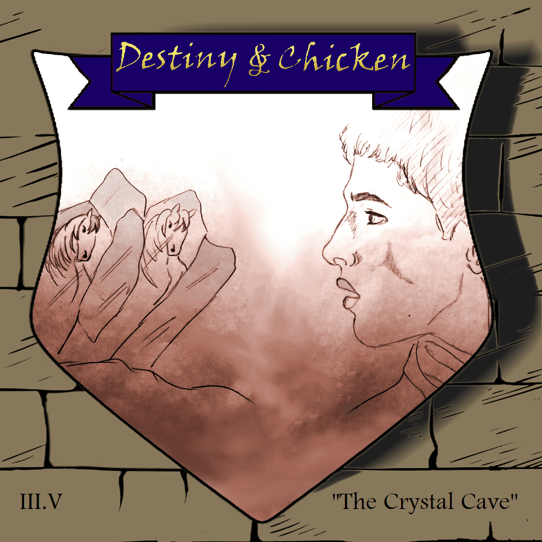 Episode III.V - The Crystal Cave