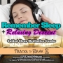 Artwork for Remember Sleep - Relaxing Descent Combo Sleep Meditation