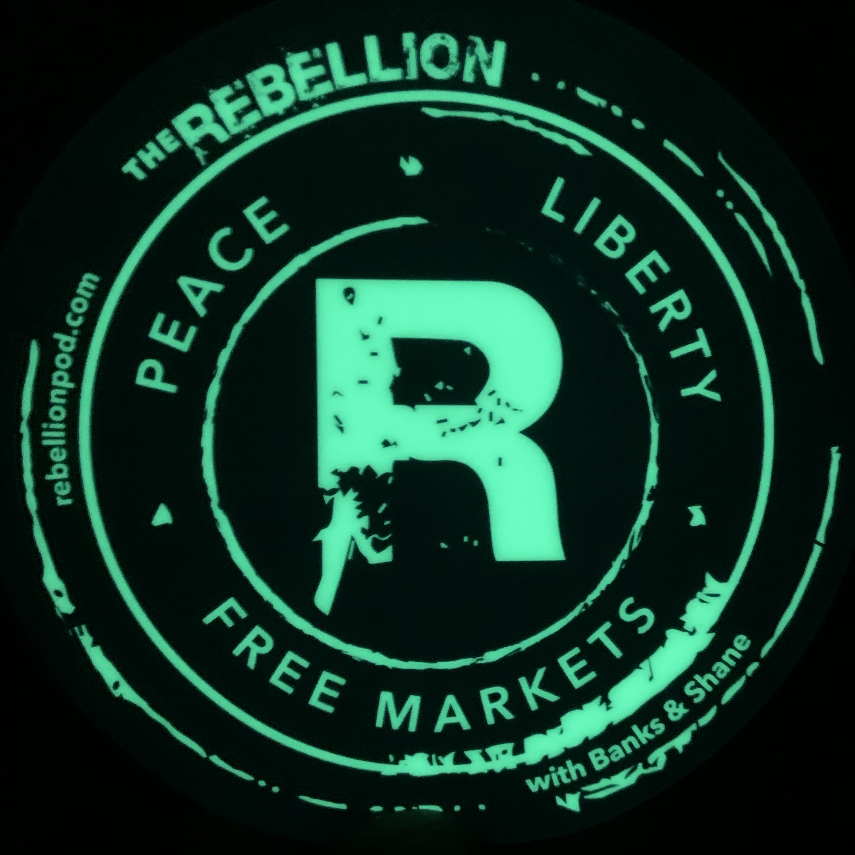 The Rebellion show art