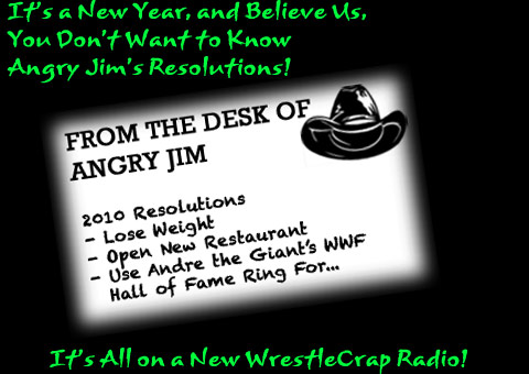 WrestleCrap Radio 01-14-11