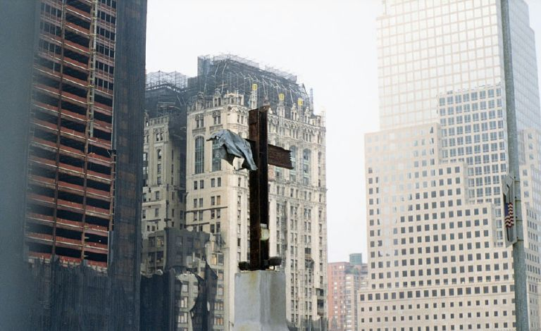 Ground Zero Cross