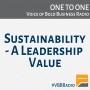 Artwork for Program 211-  Sustainability - A Leadership Value