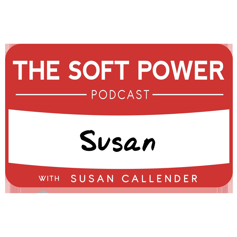 The Soft Power Podcast show art