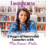 Artwork for 5 Stages of Successful Launches with Mia Francis-Poulin