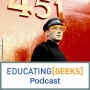 Artwork for Educating [Geeks] S4 E11 - Fahrenheit 451