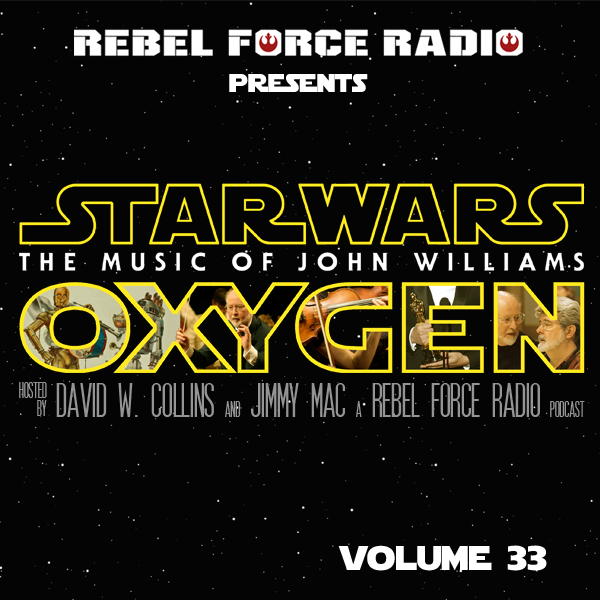 Star Wars Oxygen: Vol. 33: The TFA Music Spreadsheet
