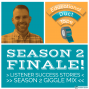Artwork for #EduDuctTape Season 2 Finale - Listener Success Stories & The Season 2 Giggle Mix