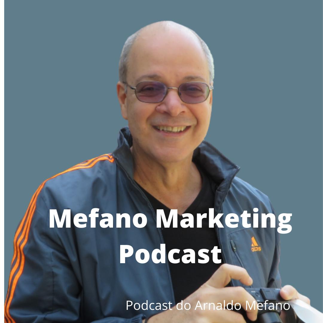 Mefano Marketing - Podcast show art